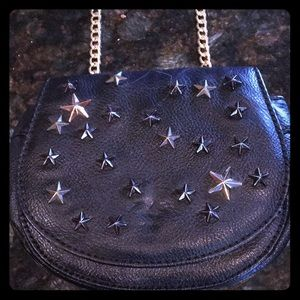 GIANNI BINI CROSSBODY BAG-mini w/stars